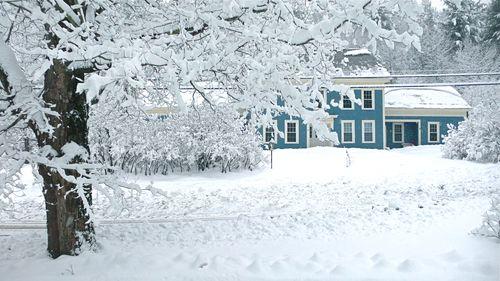 Hallenbeck house