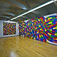 Sol Lewitt, A Wall Drawing Retropsective