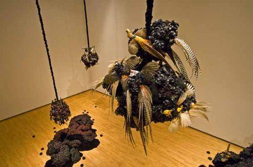 Petah Coyne, Everything That Rises Must Converge, 2010